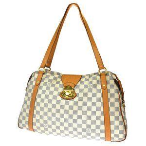 Auth Louis Vuitton Stresa Gm Shoulder #4044L61B